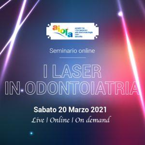 Appuntamento con i Laser i odontoiatria