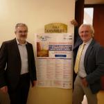 Ottobre 2018 Torino XIII Congresso Internazionale AIOLA. Dott. Pietro Cremona, Dott. Maurizio Maggioni.