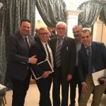 Dott. Domenico Parroccini, Dott. Joseph Choukroun, Dott. Marco Dossena , Dott. Pietro Cremona, Dott. Roberto Riversa.